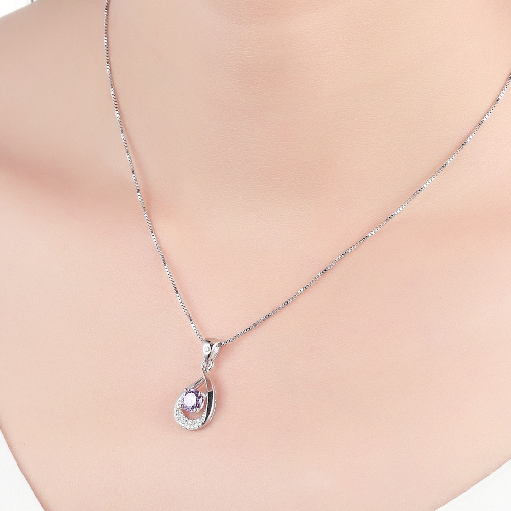 Jewelry Jewelry Tiny Pendant Heart Bridal Design Silver Necklace